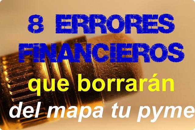 """""""Errores financieros"""""""